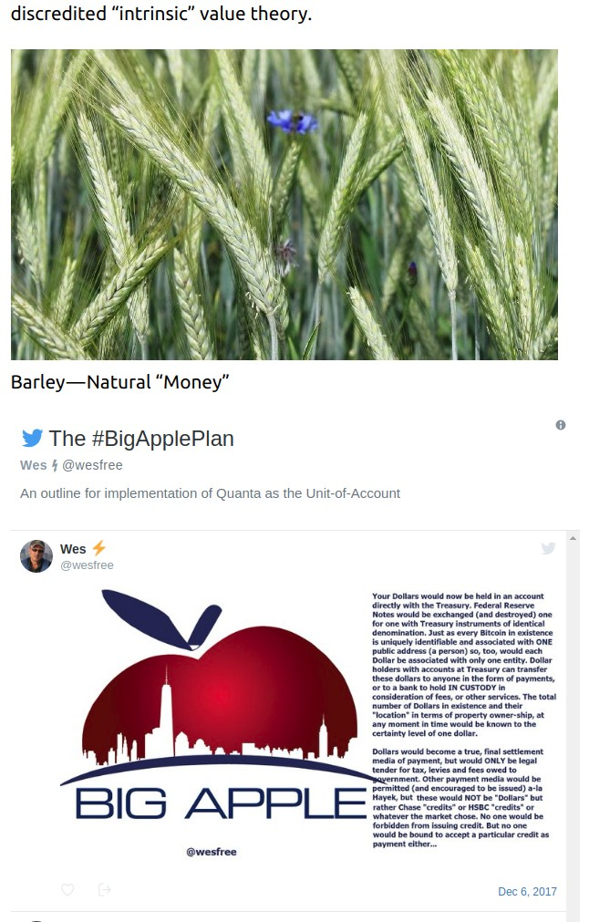 BIG APPLE PLAN
