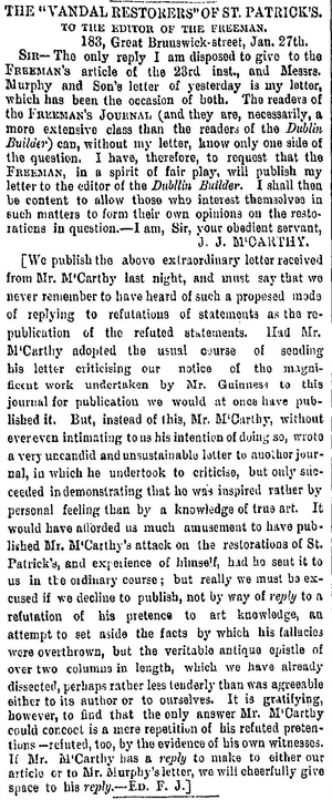 300px-Freeman's_Journal_28_January_1863_Letter_to_the_Editor_by_J._J._McCarthy_and_its_Response